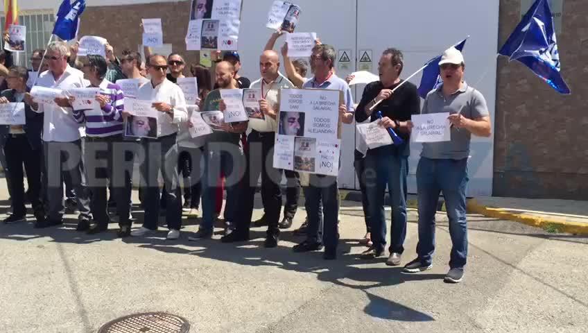Funcionarios de prisiones de Ibiza reclaman una equiparación salarial y más personal