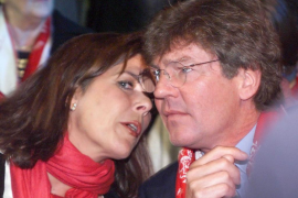 Ernesto de Hannover y su esposa Carolina de Mónaco