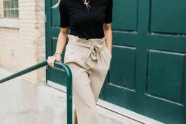 El modelo de pantalón que promete una talla menos
