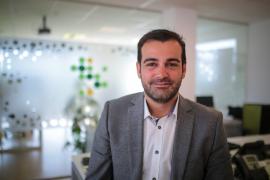 Javier Pérez, CEO de Customia