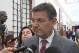 Catalá asegura que la Justicia dictará una orden de detención para Valtonyc