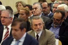 La Audiencia condena a 52 años de cárcel a Correa por Gürtel, 33 a Bárcenas y multa con 245.000 euros al PP