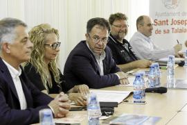 Debate intenso en la Mesa de turismo de Sant Josep por los retrasos y restricciones