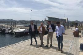 La reforma del Paseo Marítimo de Sant Antoni será en octubre y durará dos meses