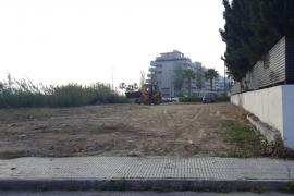 Habilitado un nuevo aparcamiento disuasorio en el paseo marítimo de Ibiza