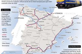 Luz verde al Corredor Mediterráneo, eje prioritario de la red europea de transportes