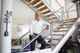 José Guasch: «Empezamos haciendo impresión y, a lo mejor, acabamos haciendo decoración de habitaciones»