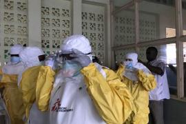Activada la alerta por ébola en Palma al encontrar un bote con la etiqueta 'Filoviriade ébola virus ARN'