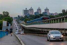 Cinco estaciones del Metro de Kiev cerradas por avisos de bomba