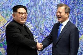 El presidente de Corea del Sur vuelve a reunirse con Kim Jong Un para salvar la cumbre con Estados Unidos
