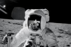 Muere el astronauta Alan Bean, cuarta persona que pisó la Luna