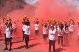 Miles de personas se manifiestan en Madrid para pedir la abolición de la tauromaquia