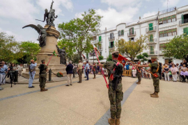 Ibiza rinde homenaje a Vara de Rey por el 120 aniversario de su muerte
