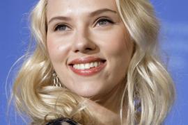 Scarlett Johansson  disfruta de nuevo romance