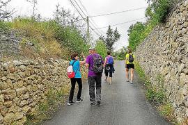 La iniciativa 'Just Hikking' recauda mil euros el pasado domingo