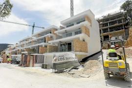 Sant Josep defiende que las obras de Vadella 64 «se ajustan al proyecto»