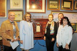 SUBASTA NENEFICA EN MUSEO ARTES DECORATIVAS