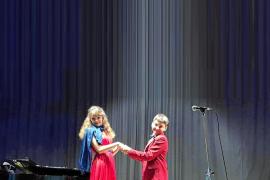 Larisa Ferescu-Deac y Maksym Pashnik, terceros en el Alborada Rusa