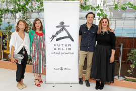 Cuatro ibicencos en Futur Adlib 2018