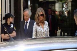 Prisión eludible para la mujer de Bárcenas, con una fianza de 200.000 euros