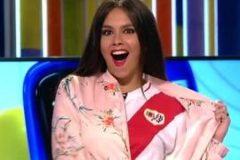 Cristina Pedroche, eufórica por el ascenso a Primera del Rayo Vallecano