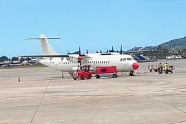 Air Nostrum recurre a Canaryfly y DOT para cubrir el aumento de demanda