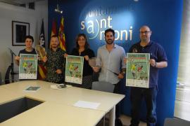 El futuro del bádminton, en Sant Antoni