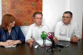 Sant Josep no encuentra motivos para paralizar las obras en Vadella 64