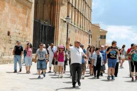 Guías: los lazarillos del turista