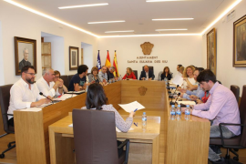 Santa Eulària solicita al Consell de Alcaldes facilitar la construcción de VPO