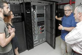 Cloud: millones de datos del Govern en sola una habitación