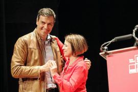 La llegada de Sánchez a La Moncloa desata la euforia del PSOE balear