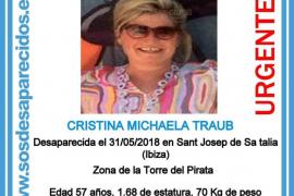 Guardia Civil y Policía Local de Sant Josep buscan a una mujer desaparecida en Cala d'Hort