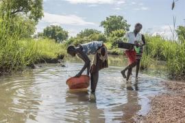 Una de cada cuatro adolescentes de Sudán del Sur ha pensado en suicidarse