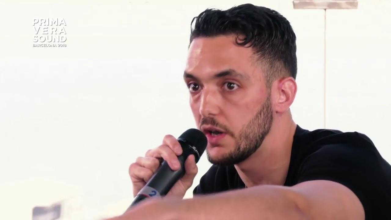 El cantante C. Tangana se solidariza con Valtonyc e insulta al Rey y su familia