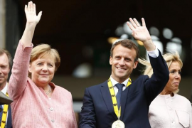 Nuevo plan de Merkel para reformar la eurozona