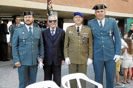 Aniversario de la Guardia Civil