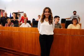 Rosa Rubio, nueva concejala del Ayuntamiento de Eivissa