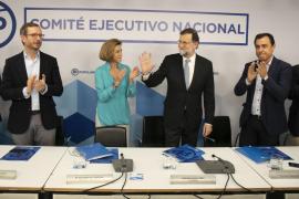 Rajoy se marcha: «Es lo mejor para el PP, para mí y para España»