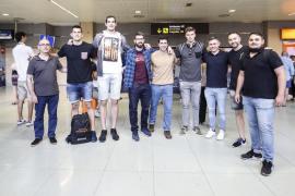 Los 'Hispanos' ya están en Ibiza