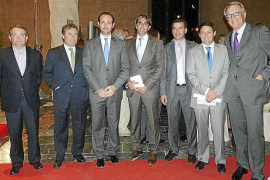 Entrega de premios de la Cámara de Comercio de Mallorca