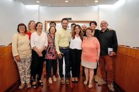 Rosa Rubio asume su acta de concejala de la Policía Local en el Ayuntamiento de Eivissa