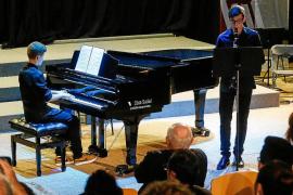 La música moderna y la clásica se dan cita en el final de curso del Conservatori