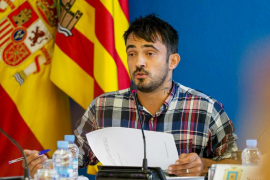 Pablo Valdés firmó el informe para autorizar el chiringuito de Cala Gració