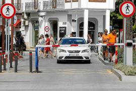 Los taxis aseguran no haber negociado con la APB las condiciones de entrada al puerto