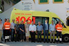 La ambulancia de Sant Joan se retrasa hasta el sábado aunque se prolongará al 15 de octubre
