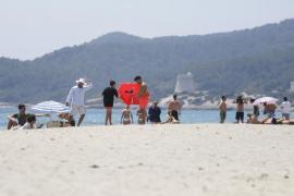 El Ayuntamiento de Sant Josep adjudica 33 lotes de playa por 1,5 millones de euros