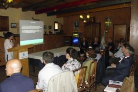 Marbá: «Conservar la posidonia es la base porque reforestar es muy costoso»