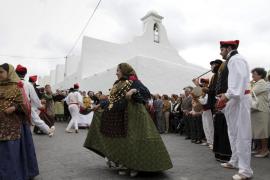 Sant Rafel, unión  de tradiciones