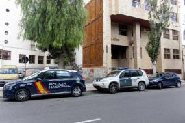 Malestar por la presencia de hasta 25 detenidos en uno de los dos calabozos de los juzgados de Ibiza